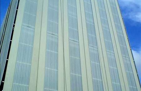 Edificio de Mezclas PAVCO
